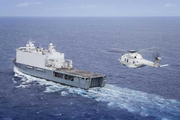 organisatie korps mariniers