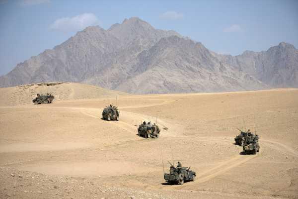 afghanistan oorlog gevolgen