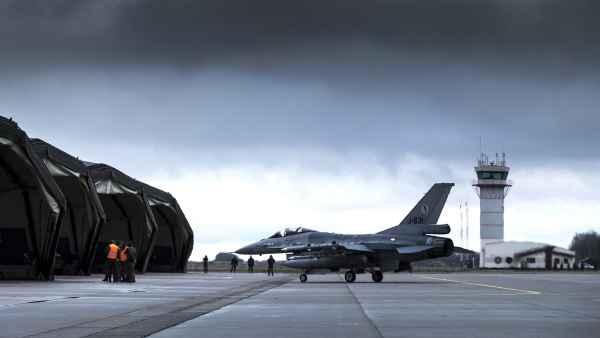 F-16 Litouwen