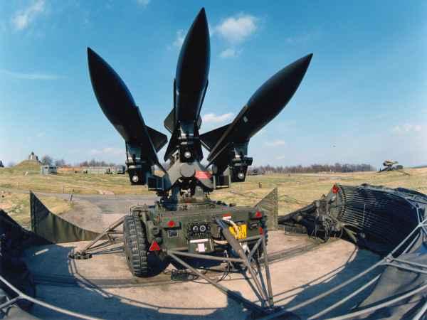 Luchtverdediging
