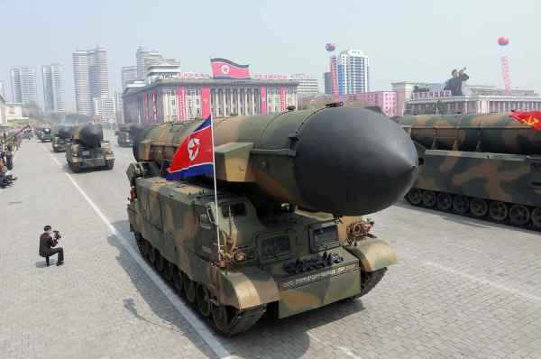 Wiernicki Missile Defense