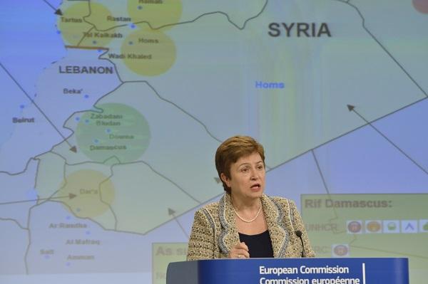 EU Syria refugees