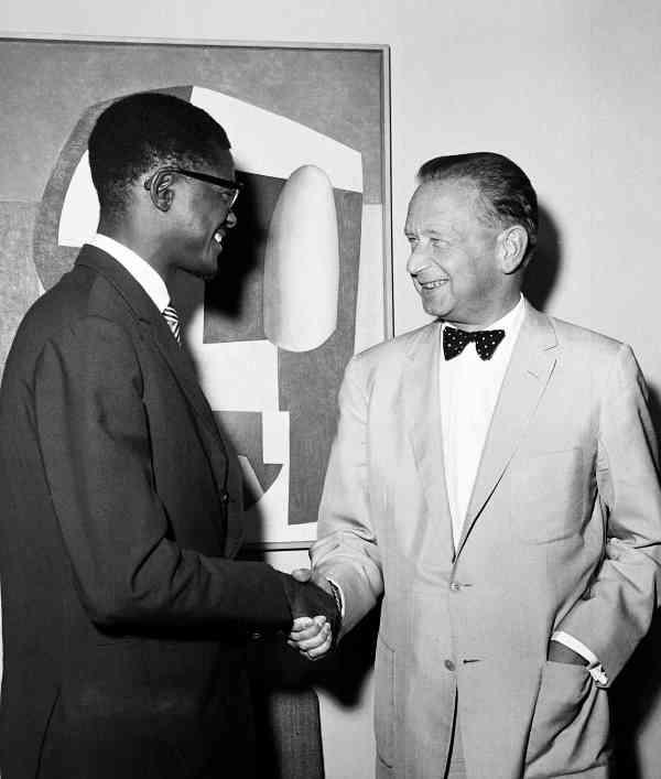 Lumumba Hammerskjold