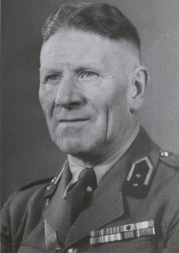 generaal-majoor J. Kok