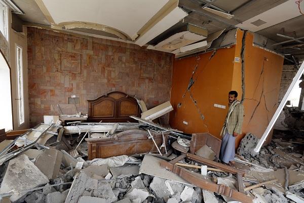 Kruitwagen Yemen