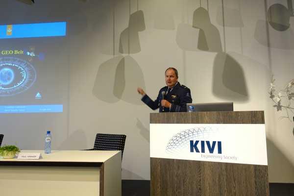 Majoor Bernard Buijs Koninklijke Luchtmacht