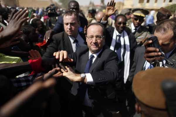 Mali Hollande
