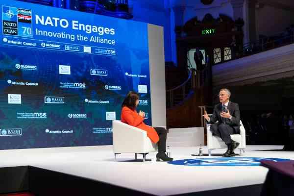 NATO member states photo NATO