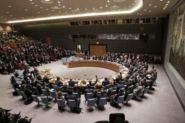 VN-Veiligheidsraad