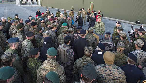 Trident Juncture 2018