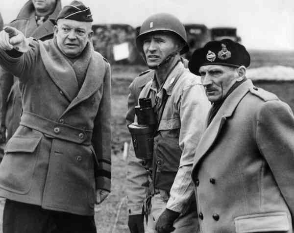 Eisenhower Montgomery