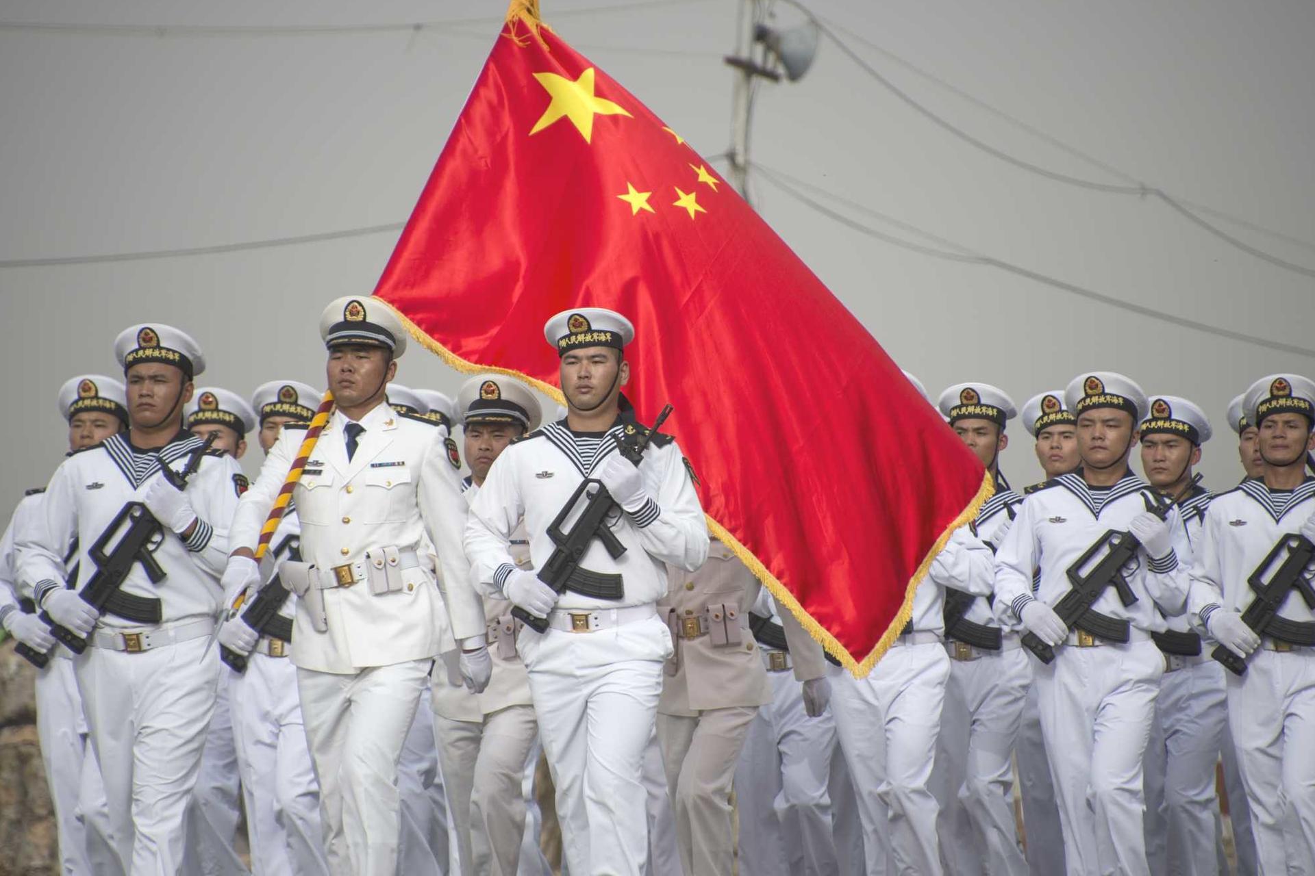 China Volksbevrijdingsleger in Djibouti