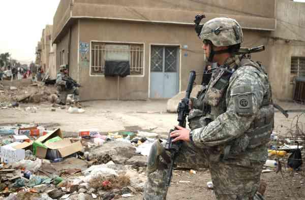 Foto US Army Martin Newton