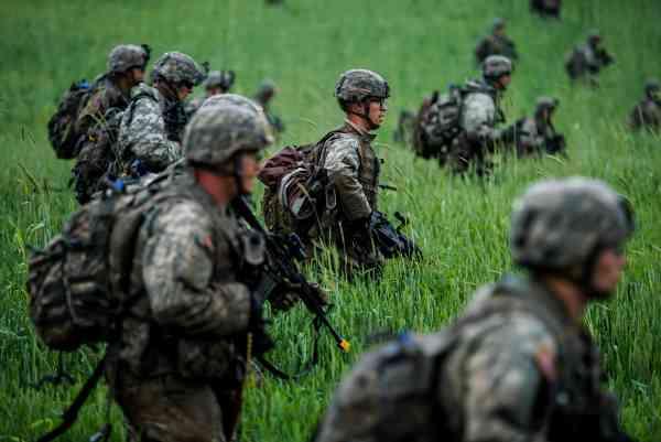 NATO Suwalki Gap