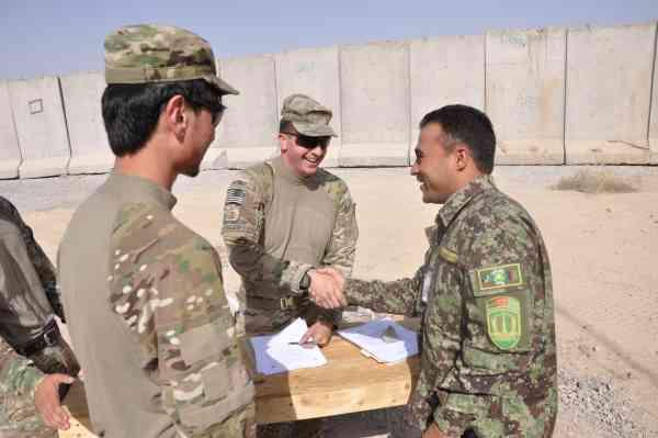Ben Zweibelson Foto US Army Mark Albright