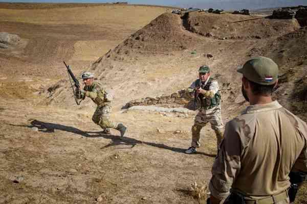 Peshmerga Foto MCD Eva Klijn