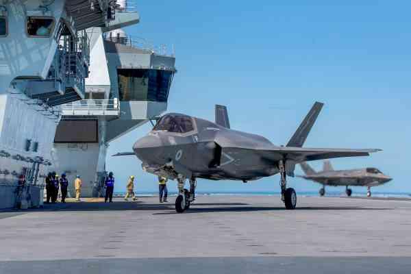 Foto UK Ministry of Defence