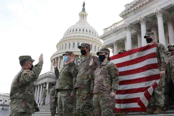 Foto US National Guard, Cotton Puryear