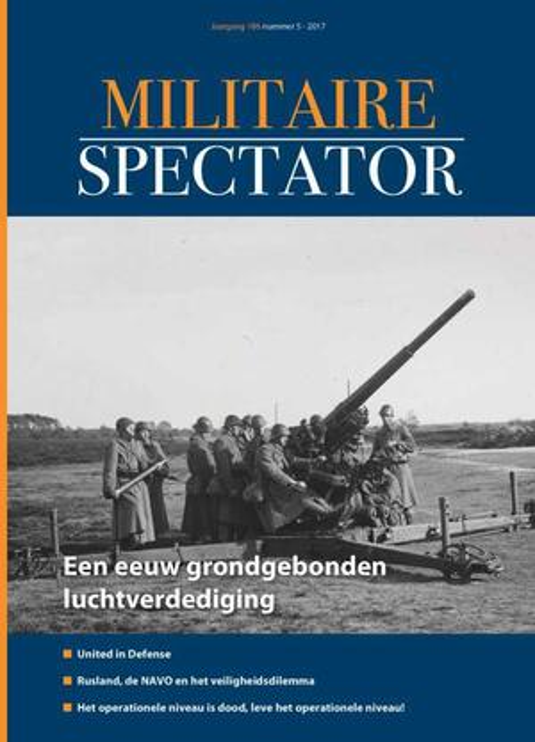 Militaire Spectator 5-2017
