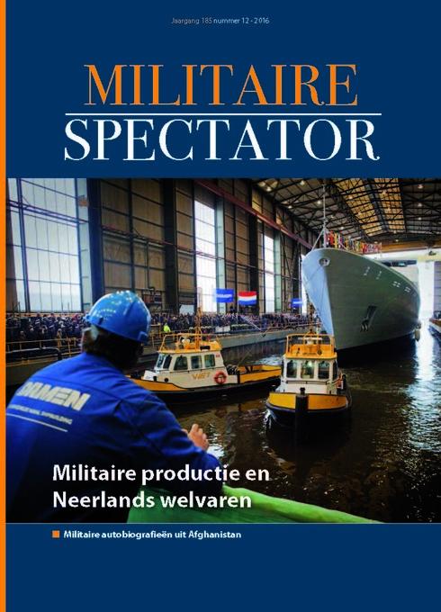 Militaire Spectator 12-2016