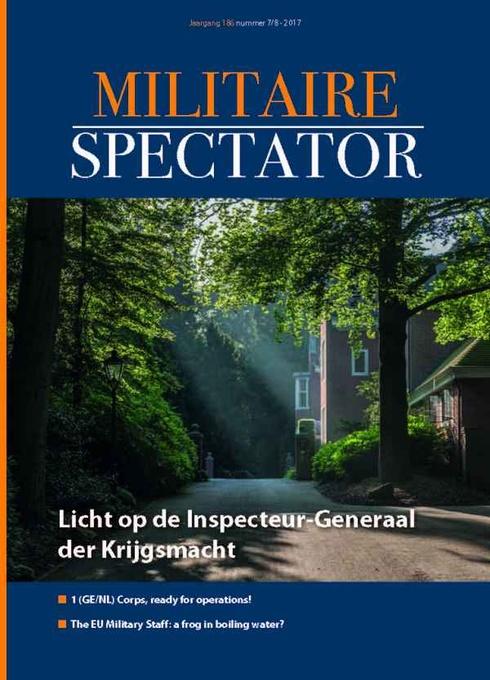 Militaire Spectator 7-8-2017