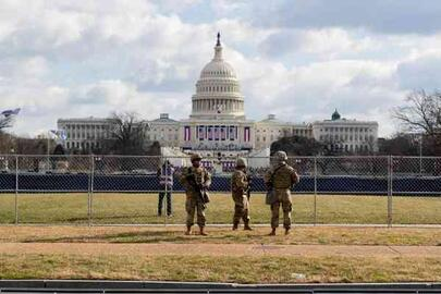 US National Guard Capitol